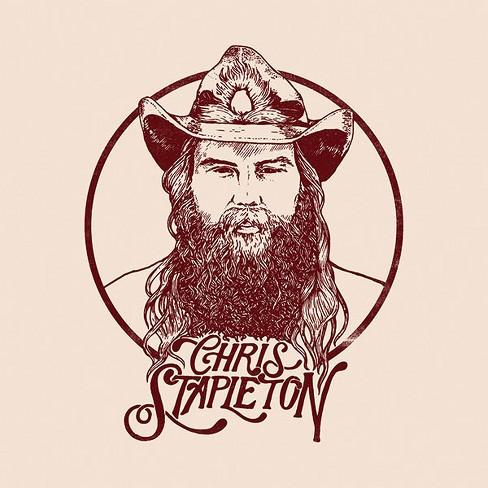 Chris Stapleton - From A Room: Volume 1 (CD) - image 1 of 1