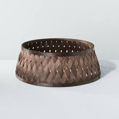 Stained Woven Tree Collar - Hearth & Hand™ with Magnolia