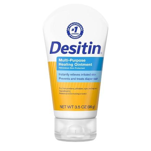 Desitin Multi-Purpose Healing Diaper Rash Treatment Ointment - 3.5oz - image 1 of 4