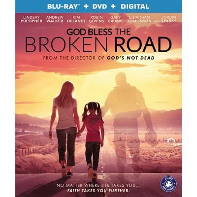 god bless the broken road youtube