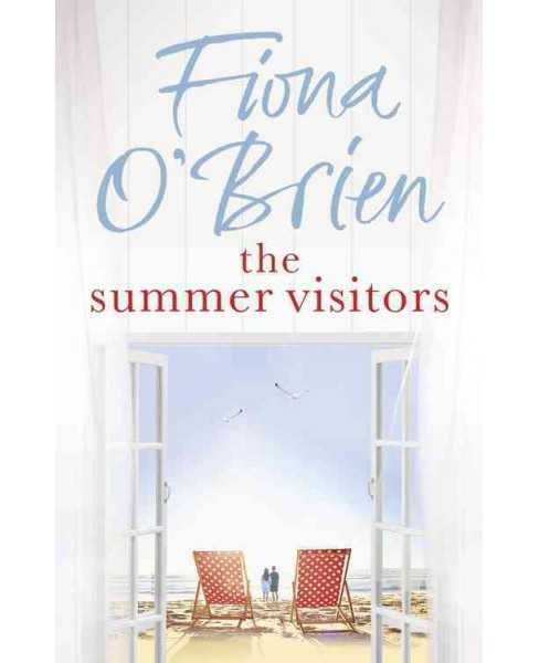 Summer Visitors (Paperback) (Fiona O'brien) - image 1 of 1