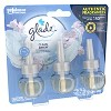Glade Clean Linen Plug-In Scented Oil Refill - 3ct - image 4 of 4