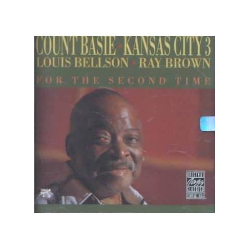 Count Basie - Kansas City 3 (CD) - image 1 of 1
