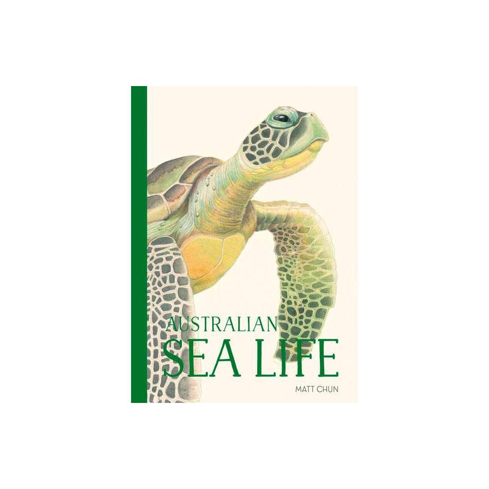 Australian Sea Life Hardcover