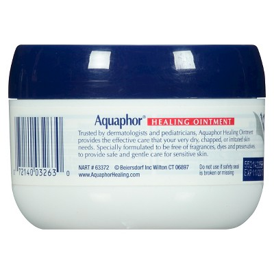 Unscented Aquaphor Healing Ointment - 3.5oz