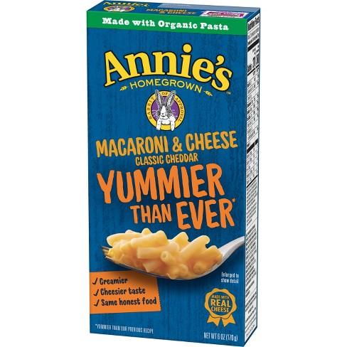 Annie's Macaroni & Cheese 6oz - image 1 of 4