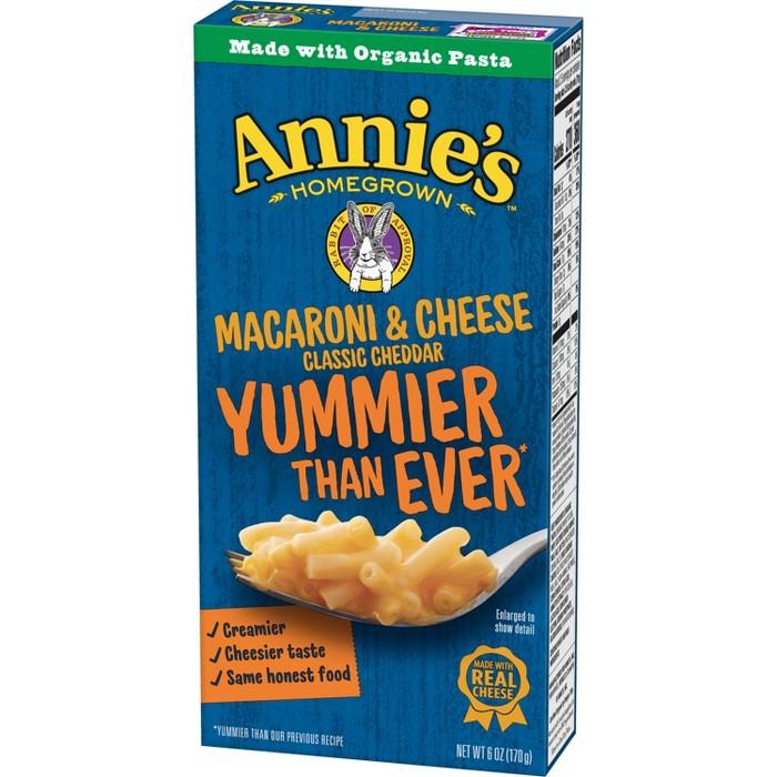 Annie's® Macaroni & Cheese 6oz - image 1 of 4