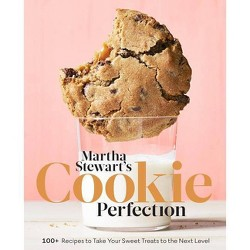 Martha Stewart's Cookie Perfection - (Hardcover)