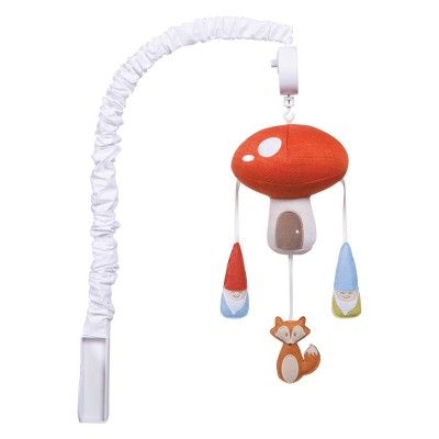 Trend Lab Musical Mobile Gnome Boy - Red