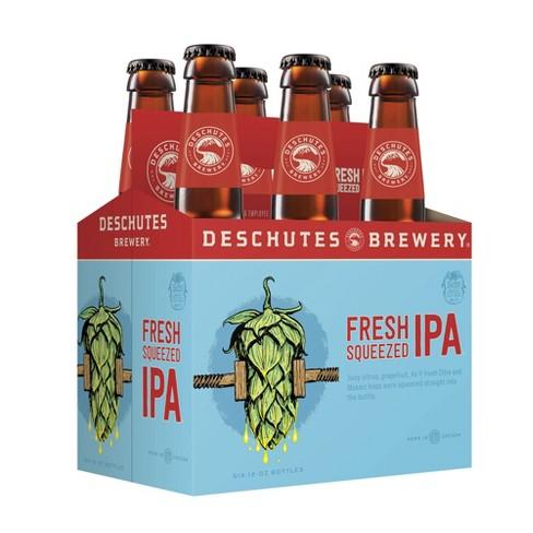 Deschutes Fresh Squeezed IPA - 6pk/12 fl oz Bottles - image 1 of 1
