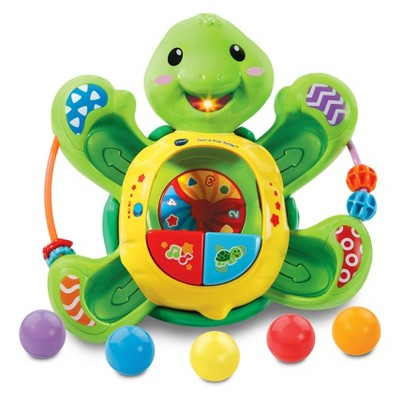 VTech® Pop A Balls Rock & Pop Turtle