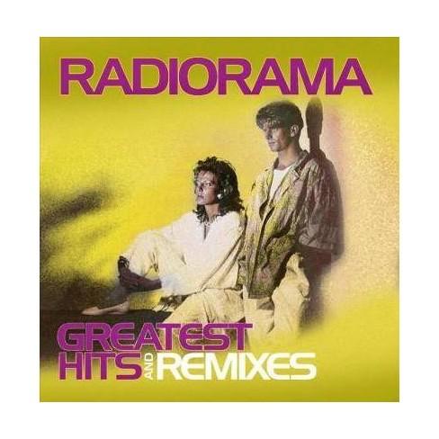 Radiorama - Greatest Hits & Remixes (CD) - image 1 of 1