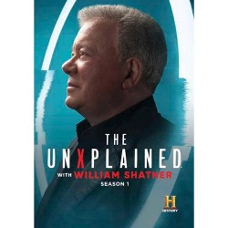 The UnXplained: Season One (DVD)
