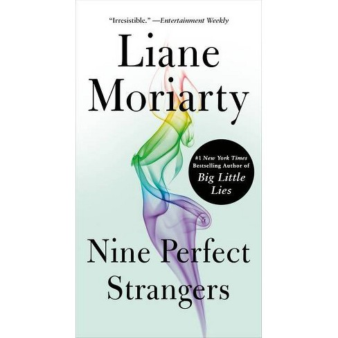 Nine Perfect Strangers - by  Liane Moriarty (Paperback) - image 1 of 1