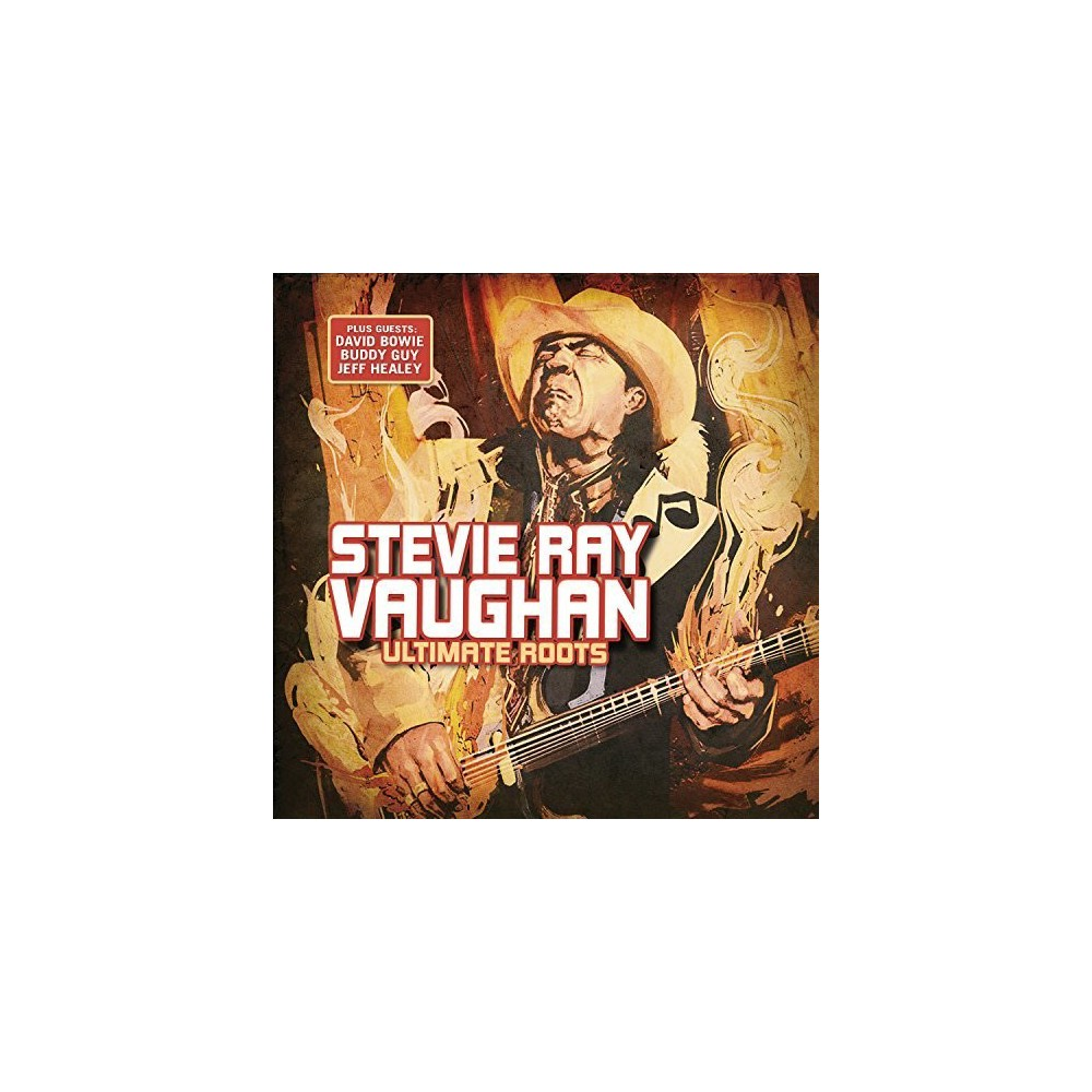 Stevie Ray Vaughan - Ultimate Roots (CD)