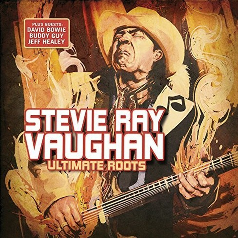 Stevie Ray Vaughan - Ultimate Roots (CD) - image 1 of 1
