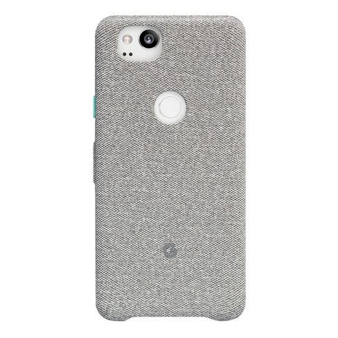 online retailer fc6e0 acf57 Google Pixel 2 Fabric Case - Cement