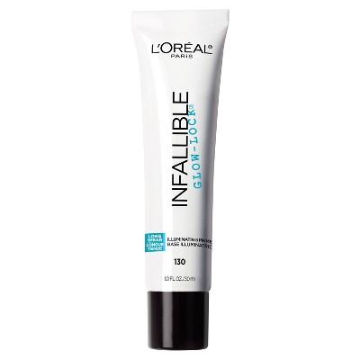 Face Makeup: L'Oreal Paris Infallible Pro Glow-Lock Primer