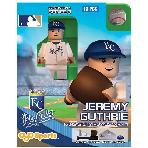 Kansas City Royals MLB OYO Sports Mini Figure: Jeremy Guthrie - image 1 of 1