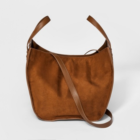 Women's Pliable Tote Bag - Who What Wear™ Artichoke Brown - image 1 of 3