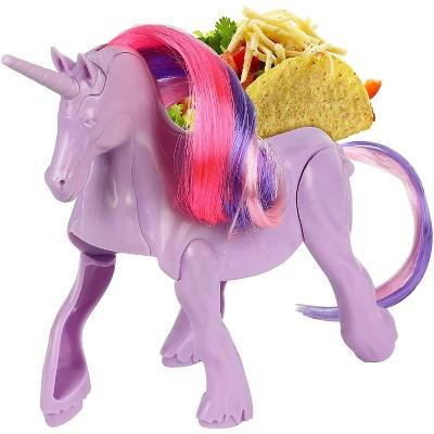Funwares Unicorn Magic Sculpted Taco & Snack Holder