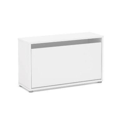 Plainfield Compact Shoe Storage White - Chique