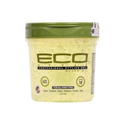 Eco Style Professional Olive Styling Gel - 16 fl oz