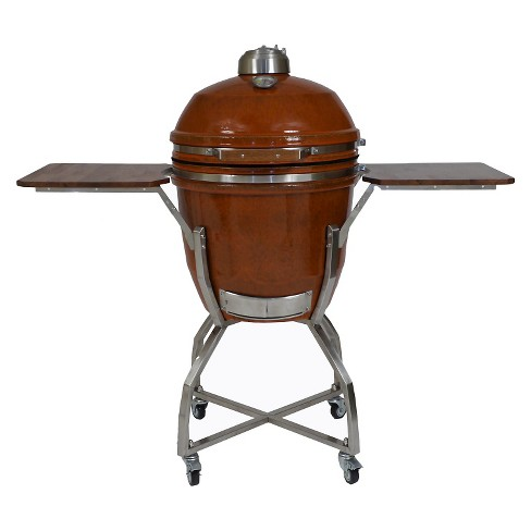 Hanover Charcoal Grill - Rust - image 1 of 2