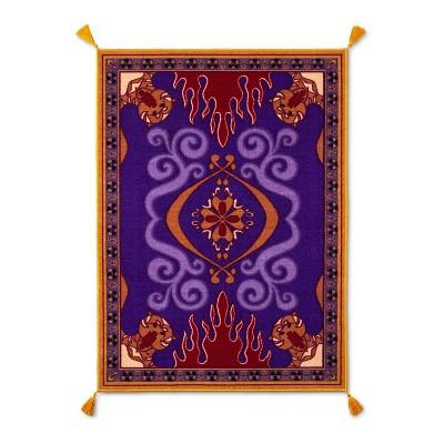 Aladdin 3'x4' Flying Carpet Rug