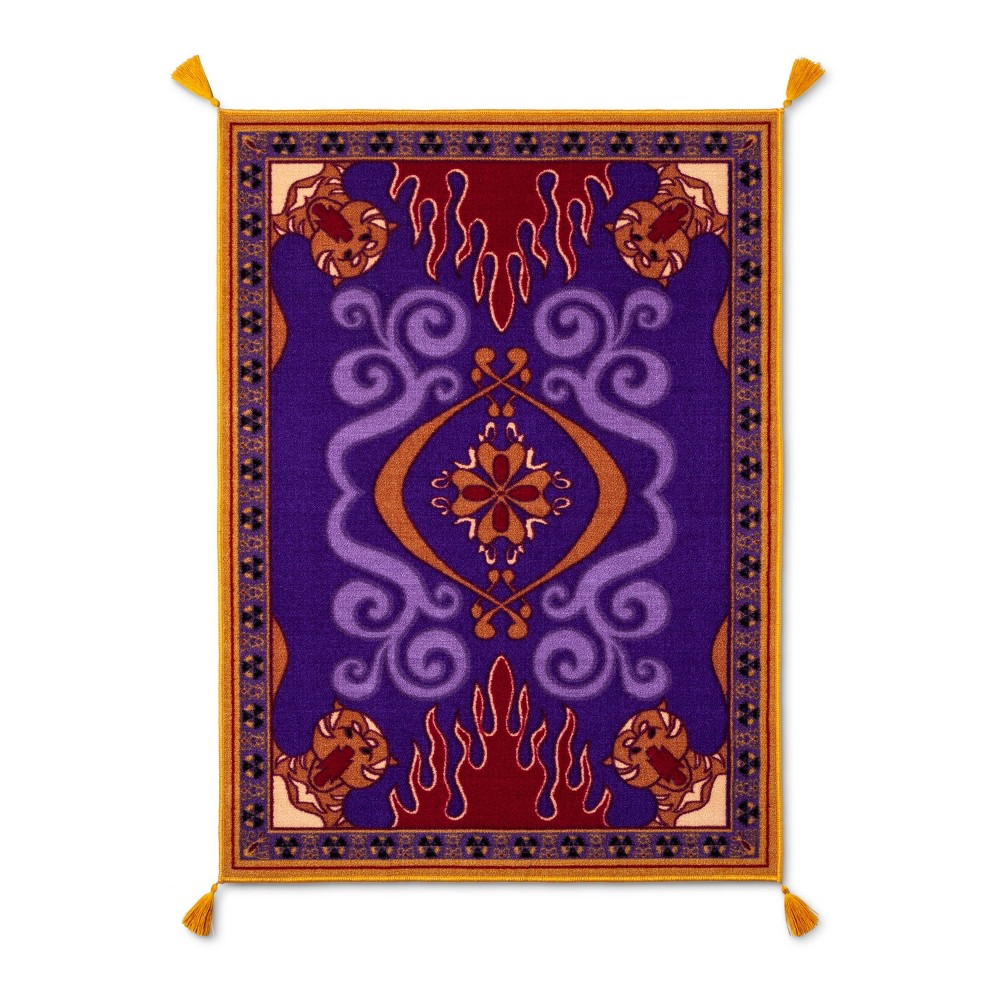 Image of Aladdin 3'x4' Flying Carpet Rug