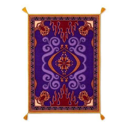 Aladdin 3 X4 Flying Carpet Rug Target