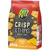 Ritz Crisp and Thins Cheddar Potato and Wheat Chips - 7.1oz - image 3 of 3