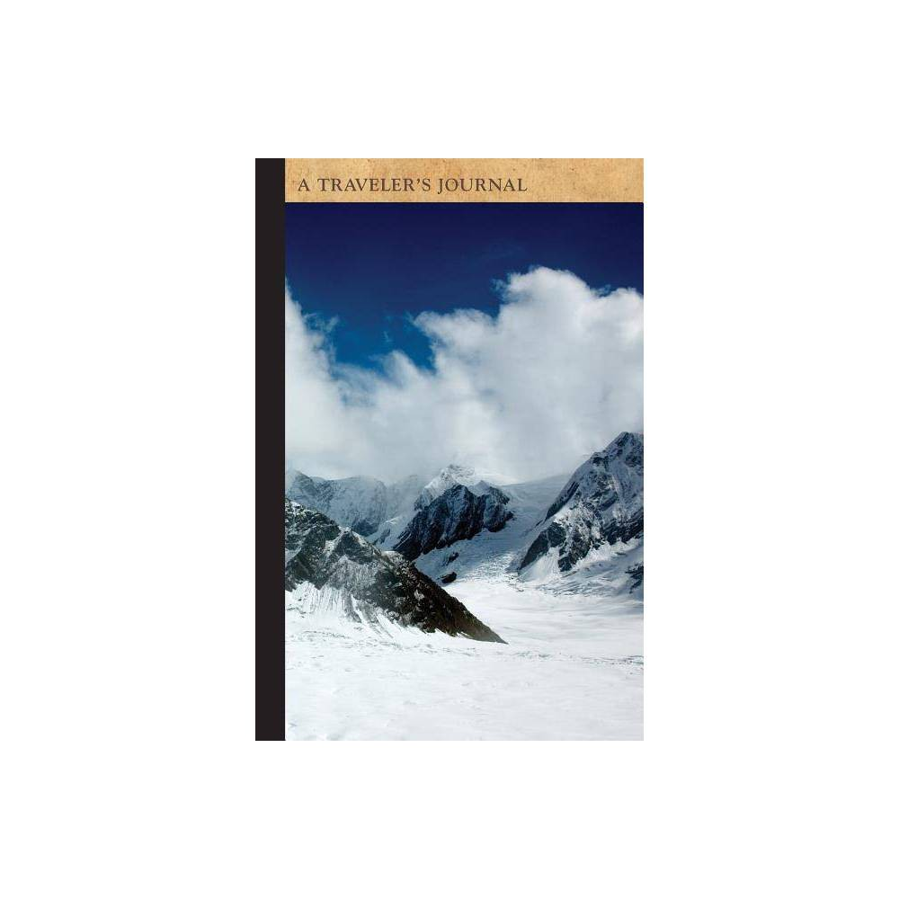 ISBN 9781516264148 product image for Ruth Gorge, Denali National Park, Alaska - (Notebook / blank book) | upcitemdb.com