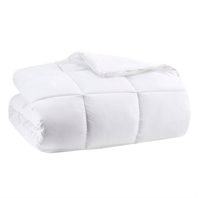Down Alternative Comforter with Allergen Barrier & Antimicrobial Protection - Clean Spaces