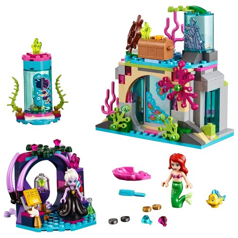 lego disney princess ariel and the magical spell 41145 target