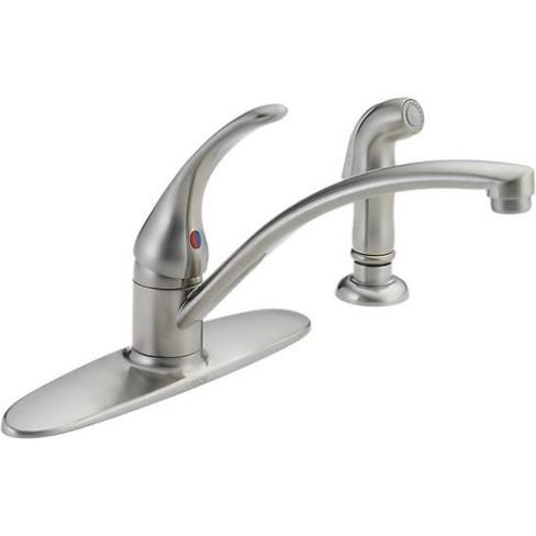 Delta Faucet B4410lf Foundations Kitchen Faucet