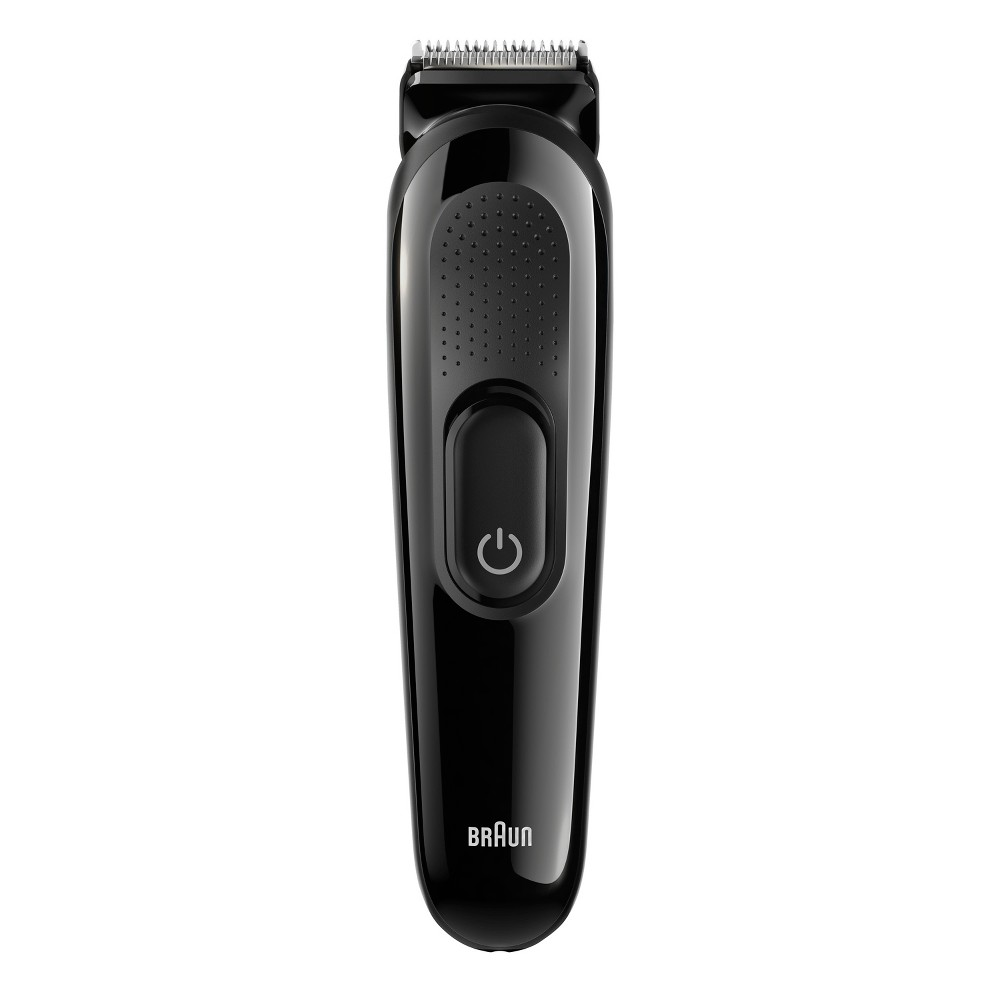 Image of Braun MGK3020 - 6-in-1 Men's Rechargeable Electric Beard & Hair Trimmer