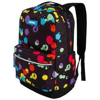 Fortnite 18u0022 Kids Multiplier Backpack - Paint Splatter