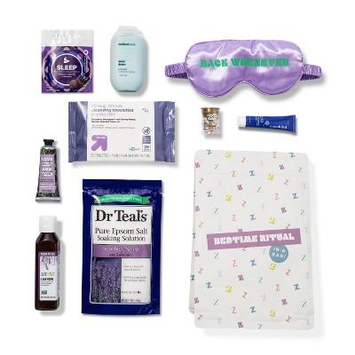 Target Beauty Capsule Bedtime Ritual Bath and Body Gift Set - 9pc