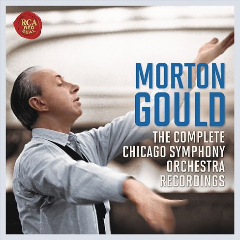 Morton gould - Chicago symphony recordings (CD) - image 1 of 1