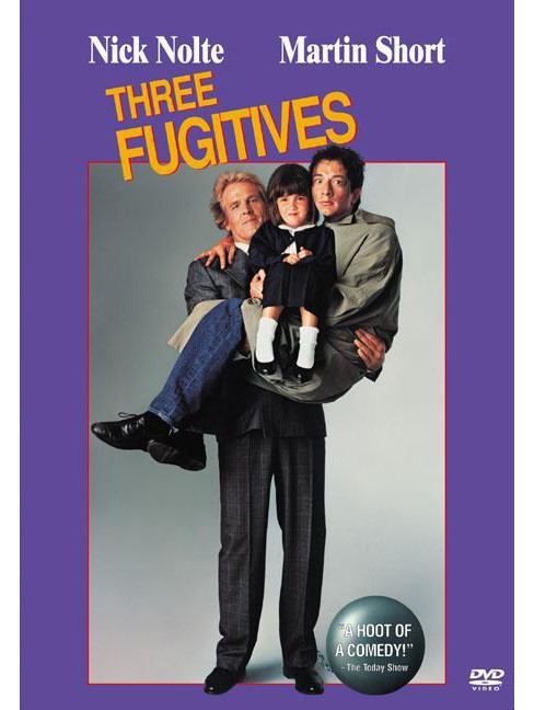 Three fugitives (DVD) - image 1 of 1