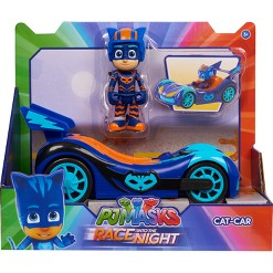 PJ Masks Race Into the Night Vehicles Set - Catboy