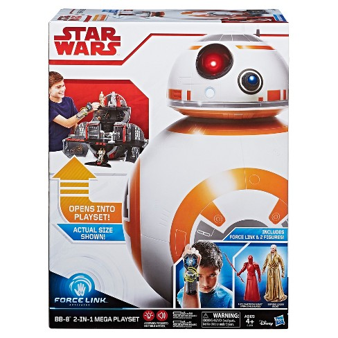 Star Wars Force Link BB-8 2-in-1 Mega Playset Including Force Link   Target cc75b410f8928