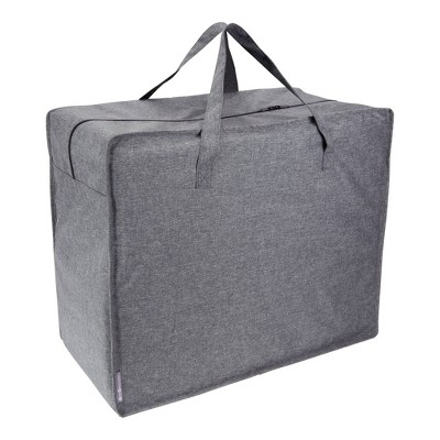 Bigso Box of Sweden Handled Storage Bag knock down Gray