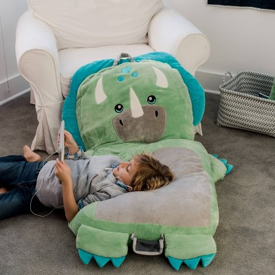 Twin Dino Luxe Lounger - Soft Landing