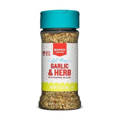 Versatile Garlic and Herb Seasoning Blend