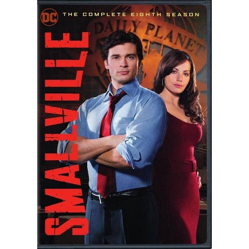 Smallville: The Complete Eighth Season (DVD) - image 1 of 1