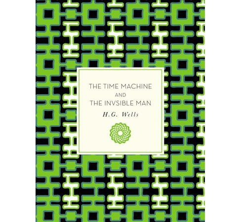 Time Machine and the Invisible Man (Reprint) (Paperback) (H. G. Wells) - image 1 of 1