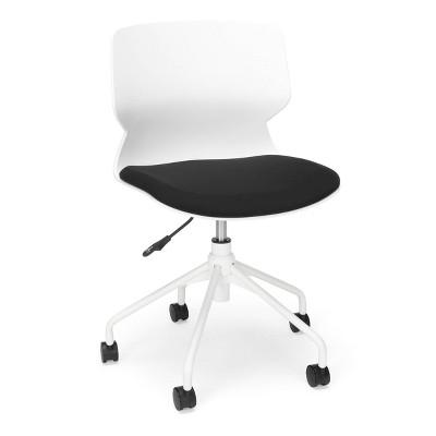 HON BASYX Contempo Light Task Chair Black//Black