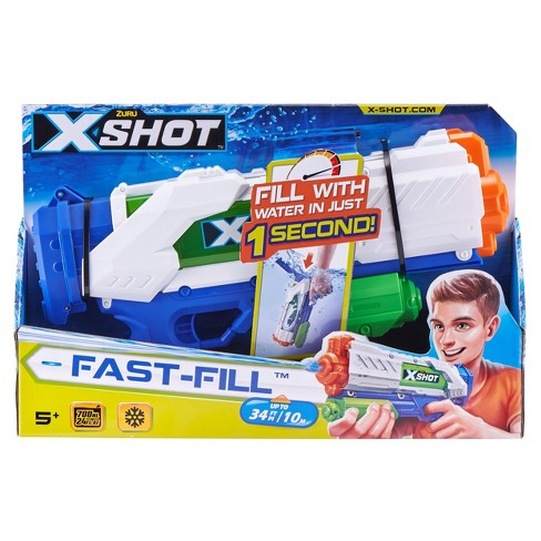 Zuru X-Shot Water Warfare Fast-Fill Water Blaster - image 1 of 4